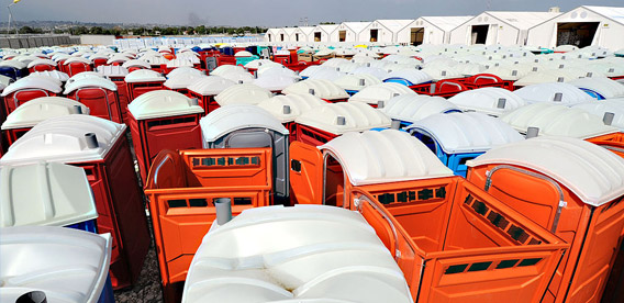 Champion Portable Toilets in Midwest City, OK